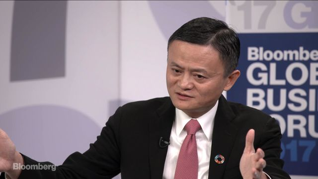 Three Startups That Wowed Jack Ma and Won Alibaba's Backing