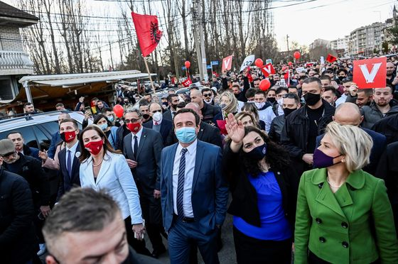 Corruption and Conflict Dominate Election in Kosovo