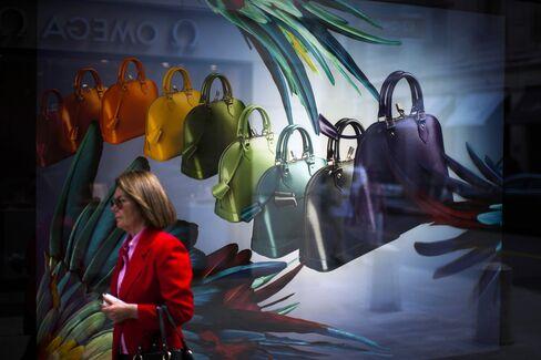 Swiss Consumer Prices Continue Record Slump on Franc's Strength