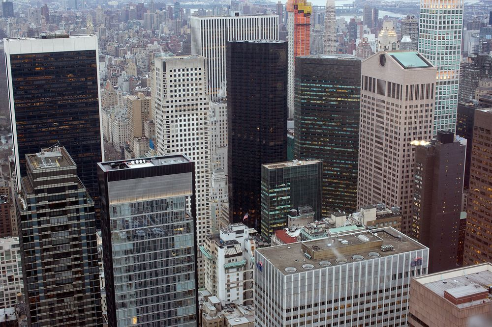 Nyc Climate Bill Targets Trump Tower