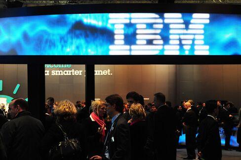 How IBM Wooed Wall Street