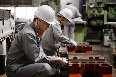Japan's Industrial Production