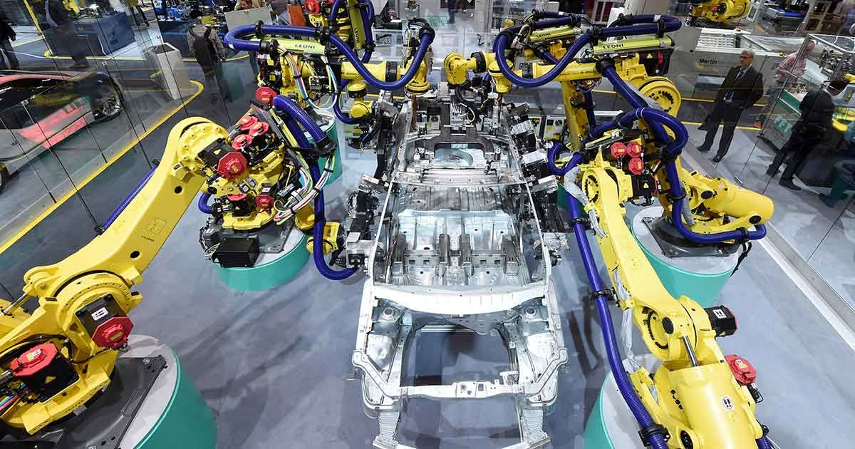 Economy Auto Center >> This Company's Robots Are Making Everything—and Reshaping ...