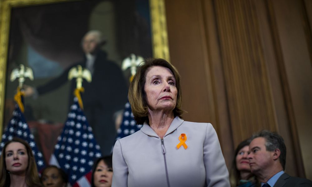 Pelosi Accuses Trump Administration of Leaking Her Travel Plans