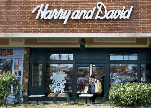 Harry & David Bankruptcy Rocks Medford