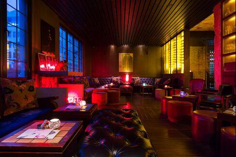 El Coctel in Shanghai.
