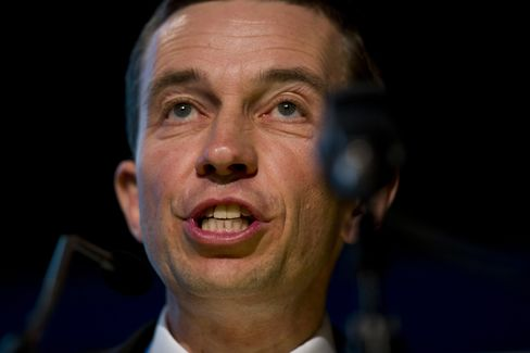 Alternative for Germany Party Leader Bernd Lucke