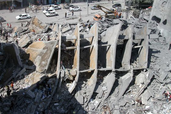 Gaza Needs Cement to Rebuild, But Israel Dominates the Market