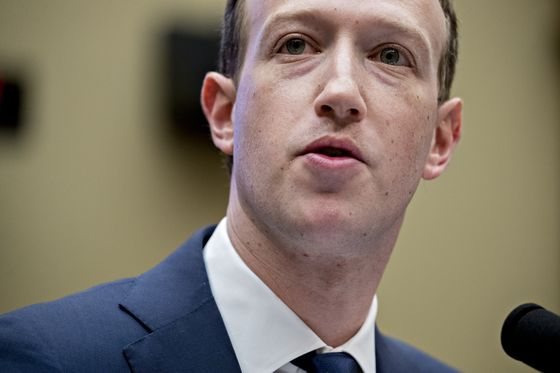 Zuckerberg to Tout Facebook European Investment in Testimony