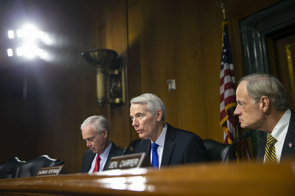 U.S. Won't Close China Deal Without IP Changes, Rob Portman Says