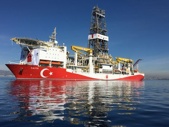 Turkey Goes Looking for Energy in Contested Mediterranean
