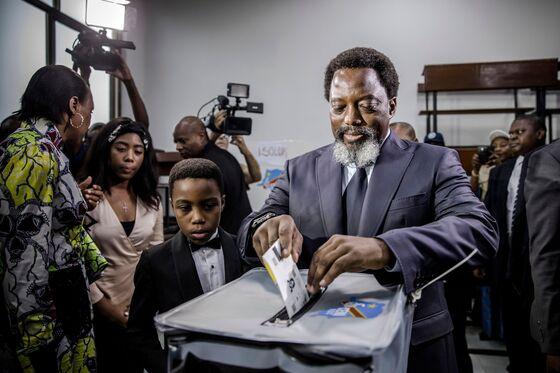 Congo Votes for Successor to Kabila in Long-Delayed Election
