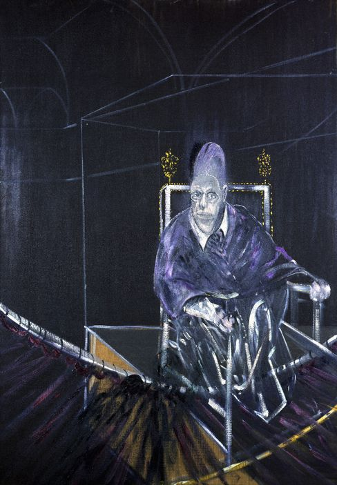 Francis Bacon Fragments From Amateur's Studio Sell for $70,000