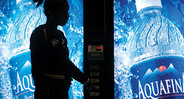 Coke and Pepsi Try Reinventing Water
