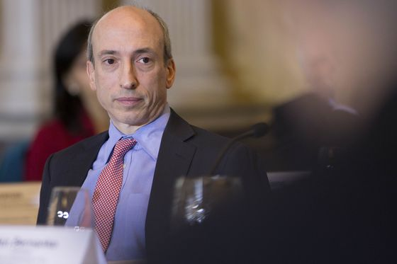 SEC Chairman Proposes Review of Rules Underpinning Stock Trading