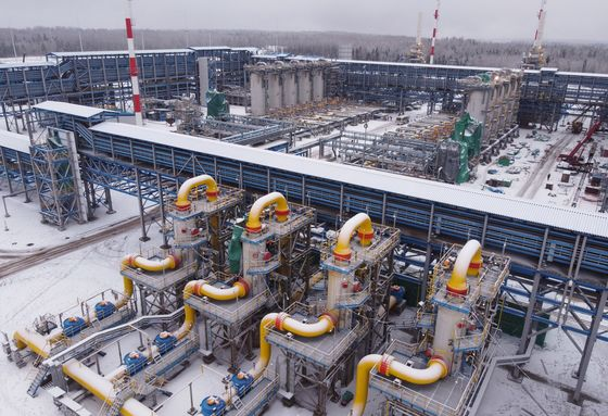 Russia Offers to Ease Europe's Gas Crisis, With Strings Attached