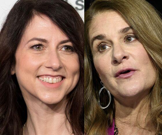 MacKenzieScott, MelindaFrench Gates Give $40 Million to Gender Equality Groups