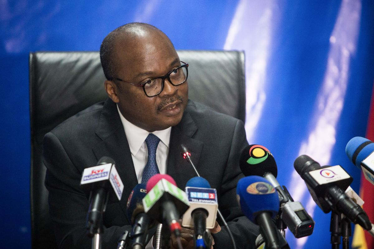 Ghana Holds Rate for 4th Meeting Even as Inflation Is Muted