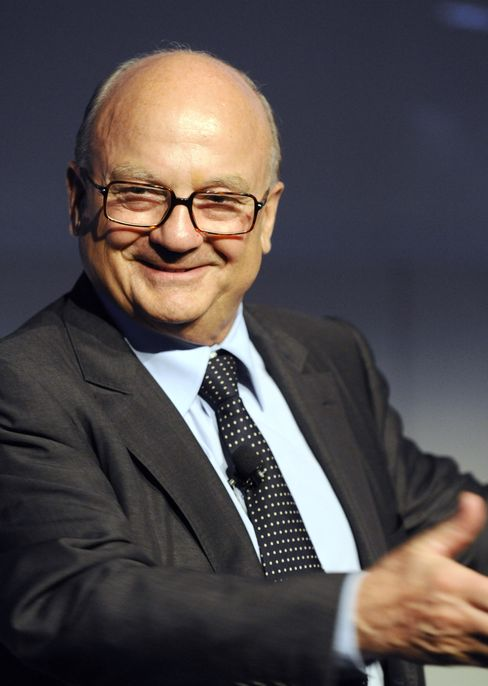 Former Barclays Capital Chairman Hans-Joerg Rudloff