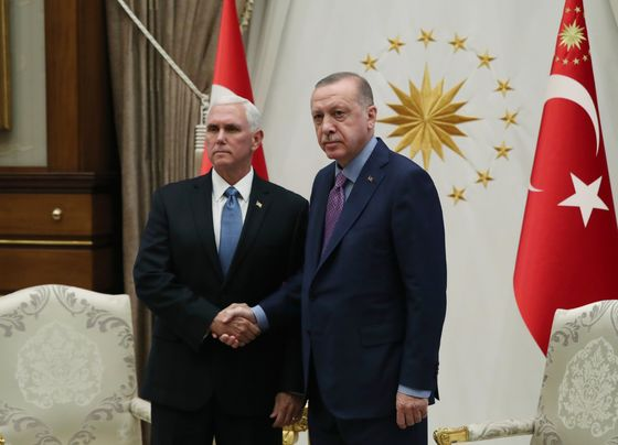 Turkey, U.S. Agree on Cease-Fire to End Feud: Syria Update