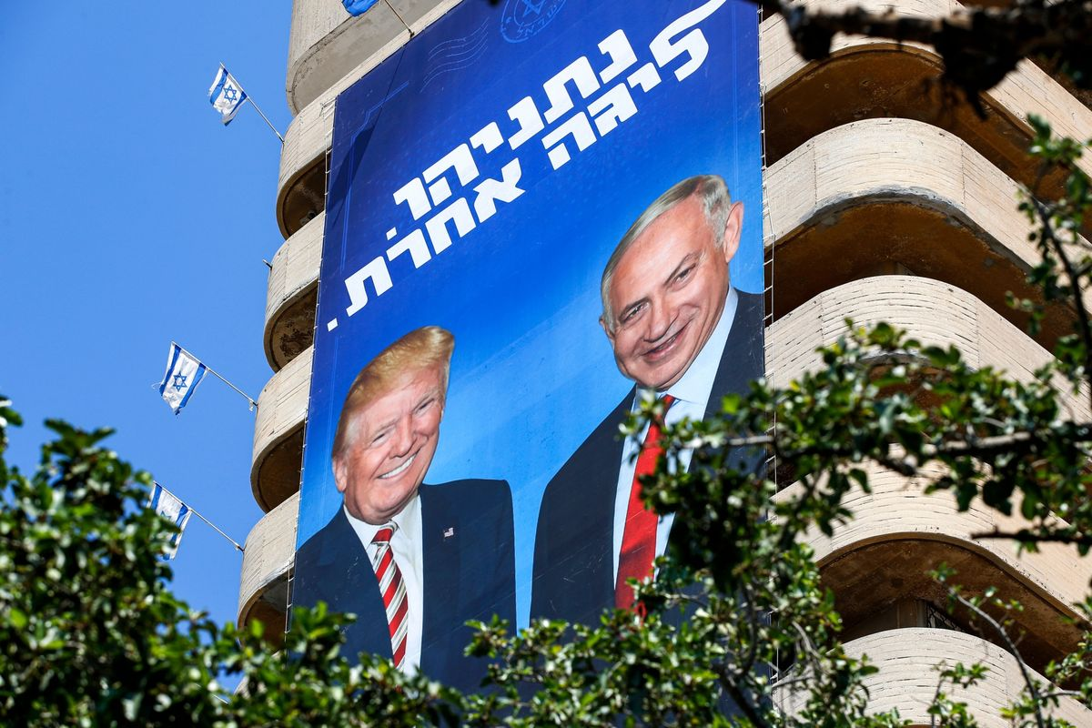 On Iran, Trump and Netanyahu Finally Disagree