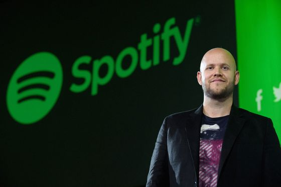 Spotify CEO Says #MeToo Misconduct Policy `Wrong' After Backlash