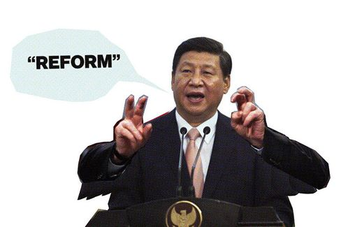 As Xi Jinping Reforms China, Expect Power Consolidation, Not Democracy
