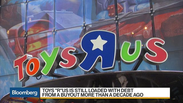 Toys R Us Plans Bankruptcy Filing Amid Debt Struggle Bloomberg