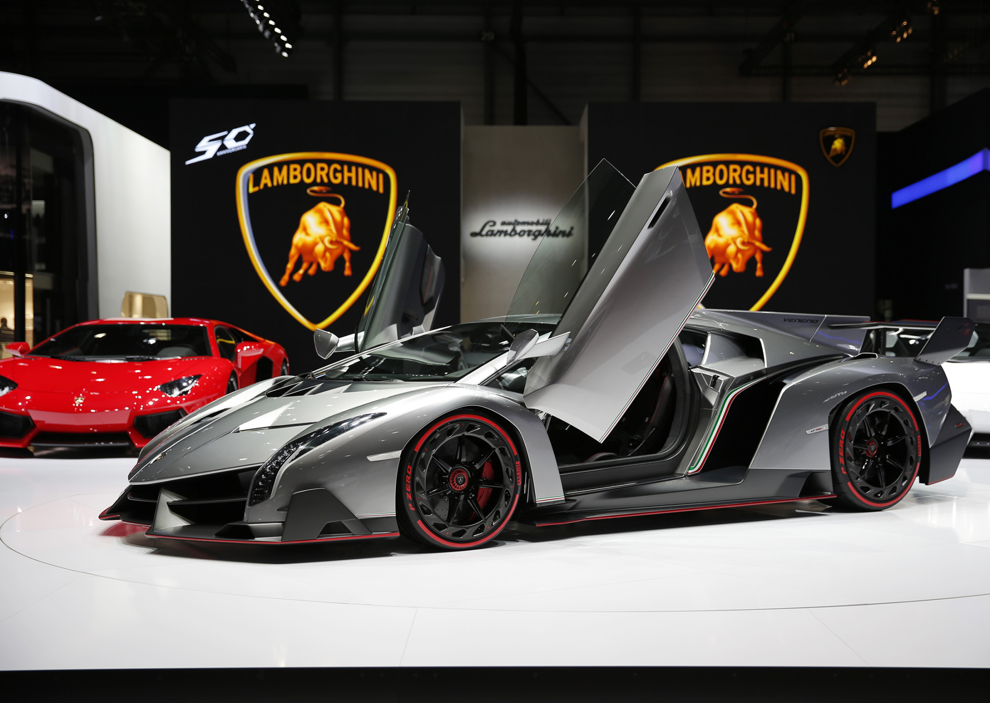 Ultra Rare 4 Million Lamborghini Recalled Bloomberg