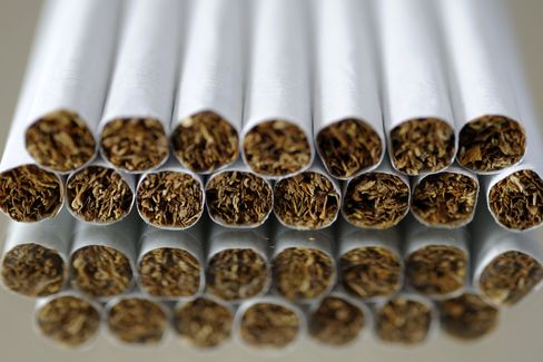 Tobacco Bonds Rally With No Sign of 2042 Mortality