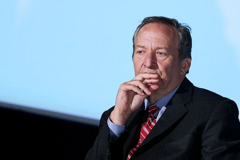 Why Larry Summers Bailed on the Fed