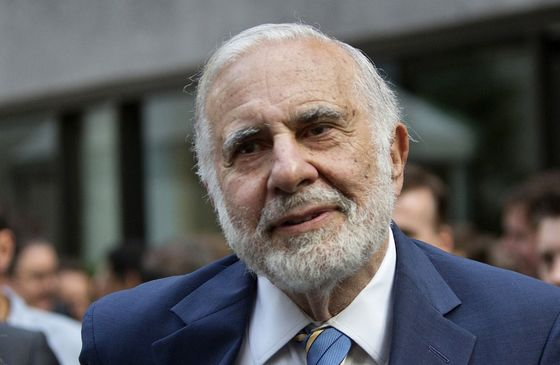 Carl Icahn Moves to Block Dominion-Southwest Pipeline Deal