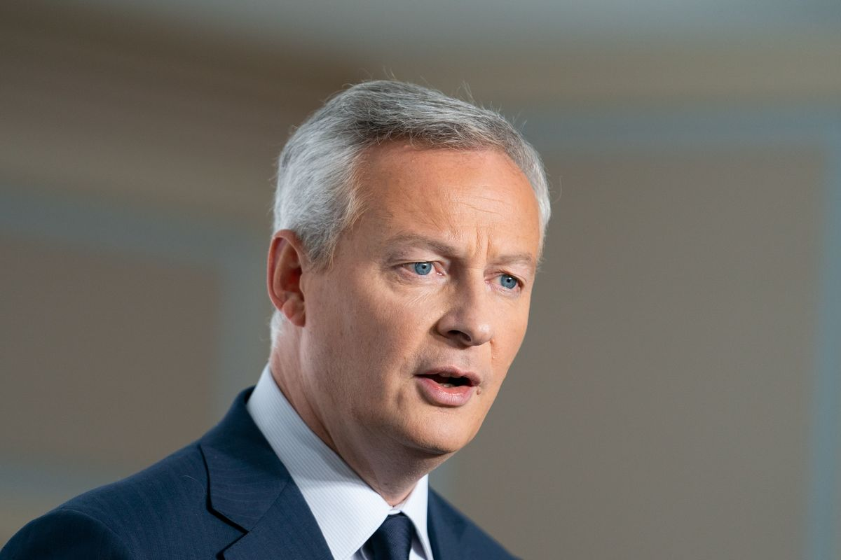France Must Keep Up Efforts to Reduce Debt, Le Maire Says