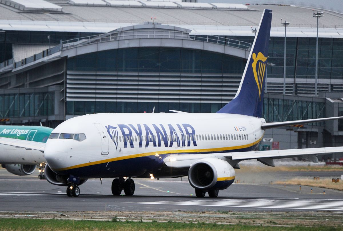Ryanair's Strike Costs Mount With Biggest Walkout Yet