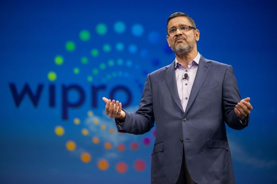 Wipro's CEO Departs After Failing to Stanch Market Share Bleed