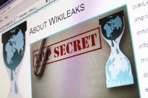 PayPal Restricts WikiLeaks Account