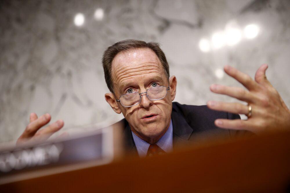 米上院、香港巡る中国制裁法案を可決-トランプ大統領に送付 - Bloomberg