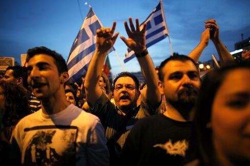 Greeks Face Cuts