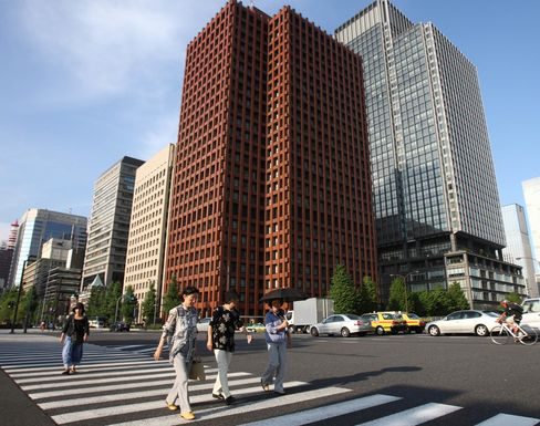 Earthquake Losses May Be Limited for Japans Insurers
