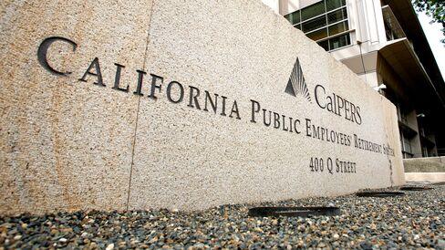 Calpers offices, in Sacramento, California.