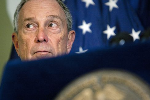 Mayor Bloomberg to Spend Millions on Political Races Nationwide