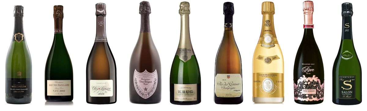 These 10 Ultra-Luxury Champagnes Are Worth the Really Big Bucks