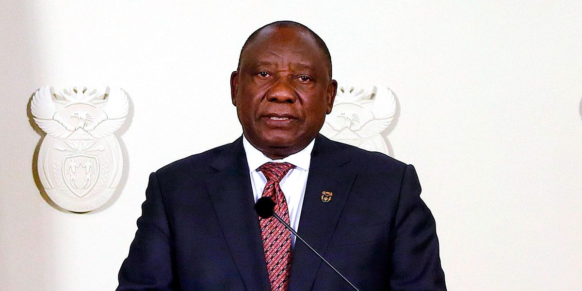 Ramaphosa to Brief Lawmakers as South Africa Seeks to Cut Spending