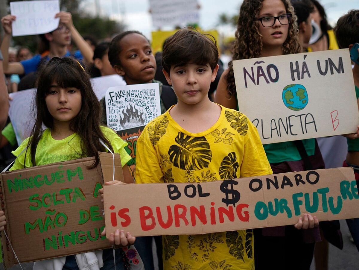 Brasil tem chance de cúpula do clima no resgate