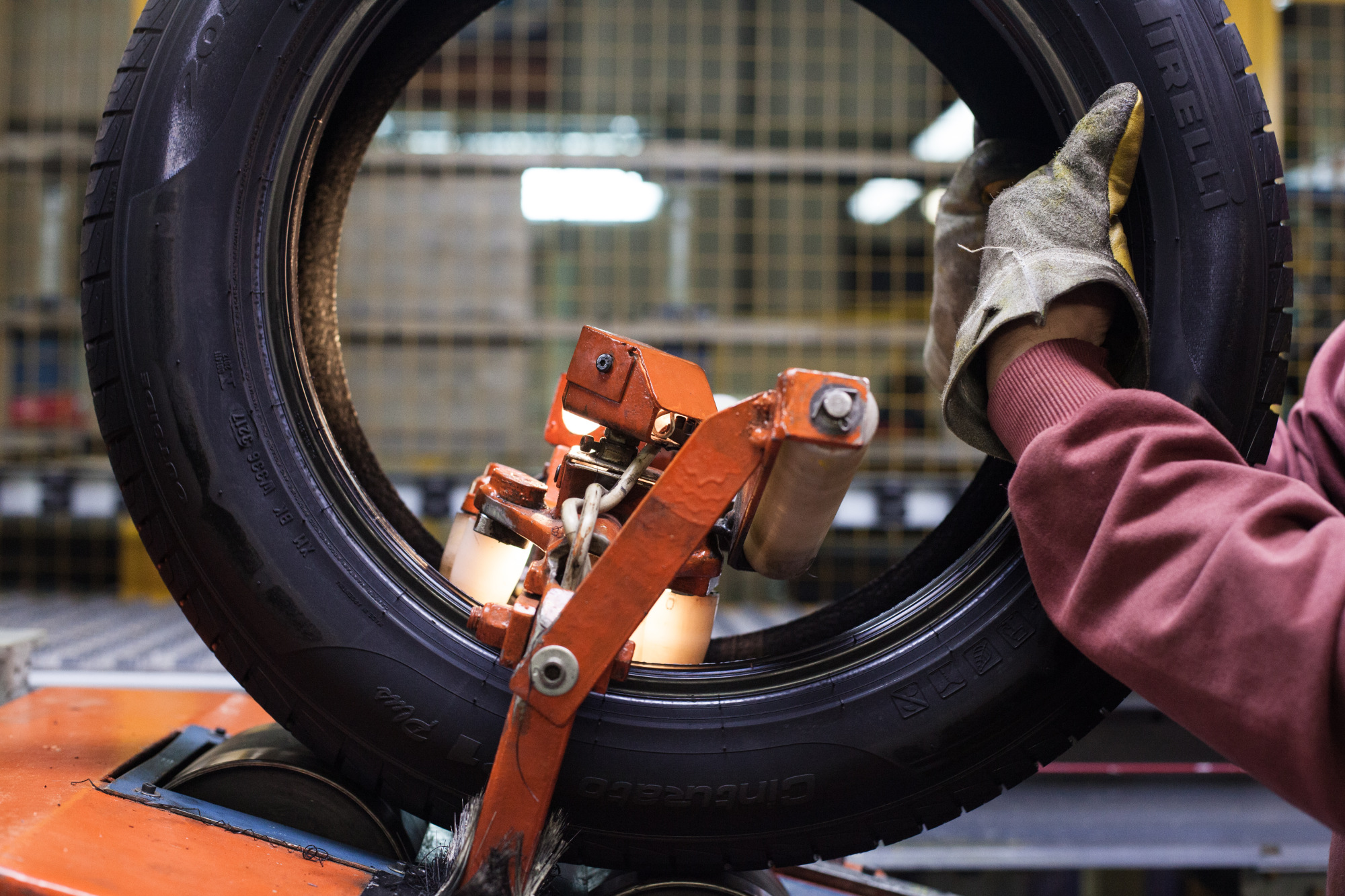 Pirelli generated 74% of sales from high-value lines last year.
