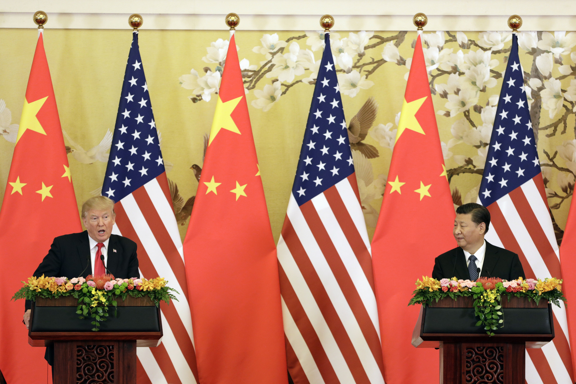 How Top Money Managers Are Trading the U.S.-China Superpower Clash