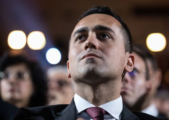 Five Star Rebels Demand Di Maio Loosen Grip on Party After Election Rout