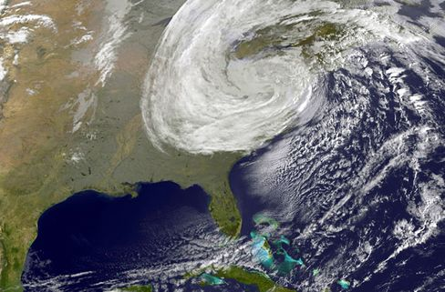 Blind Spot Looming for Weather Satellites That Predicted Sandy