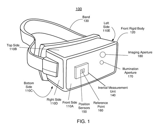 Facebook's Augmented Reality Push Causes Leap in U.S. Patents