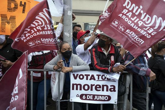 AMLO's Ambition to Transform Mexico on the Line in Midterm Vote